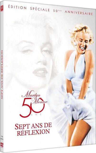 "DVD ""Sept ans de réflexion""  MARILYN MONROE    NEUF SOUS BLISTER"