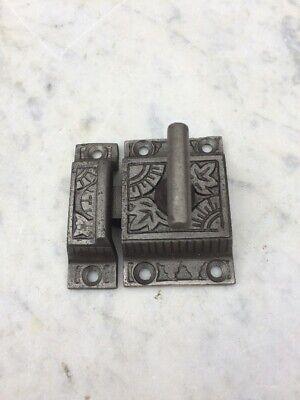 EastLake *Cast Iron Cupboard Cabinet Lock//Latch