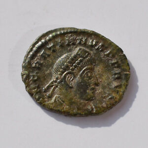 Herrlich Rom Gratianus 367-383 Ae3 Bronzemünze Siscia A13005