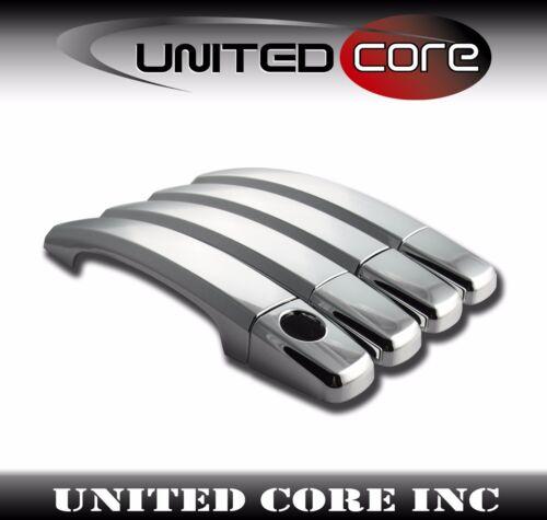 Chevy Cruze 11-15 Sonic 12-18 Malibu Trax 13-18 Regal Chrome Door Handle Cover