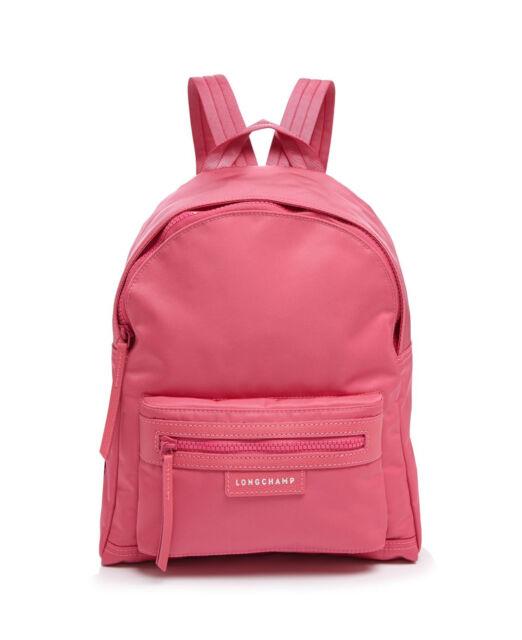 Longchamp Le Pliage Neo Small Backpack Nylon Pink