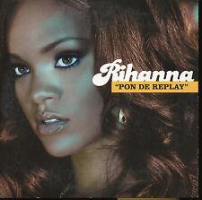 RIHANNA CD SINGLE EU PON DE REPLAY