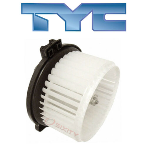 TYC 700057 AC Fan Heater Blower Motor fits Toyota 03-08 Corolla// 03-07 Matrix