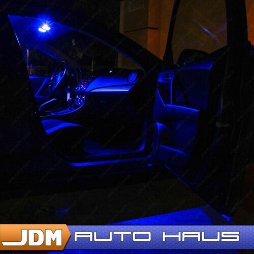 16x Bulbs Blue Interior LED Light Package for 2002-2006 Cadillac Escalade SUV