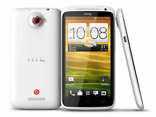 NEW HTC One X+ 8.0MP Camera GPS WIFI - Polar White Unlocked Mobile Phone (64GB)