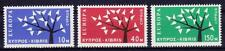Zypern Mi Nr. 215 - 217 *, CEPT Europa 1963