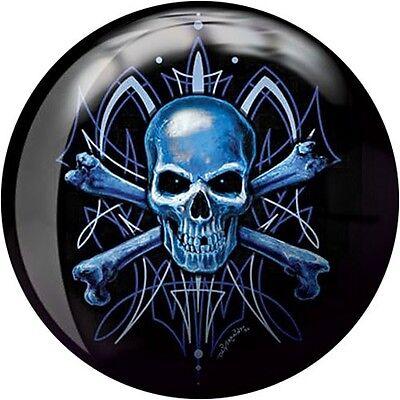 Brunswick Skull Viz A Ball Bowling Ball NIB 1st Quality