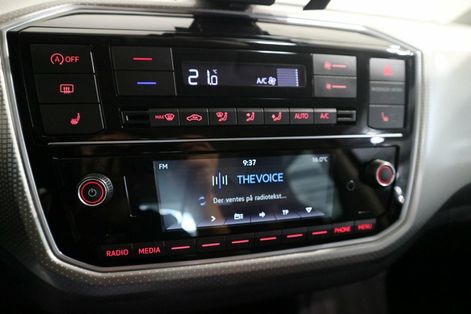 VW Up! 1,0 TSi 90 High Up! BMT - billede 8