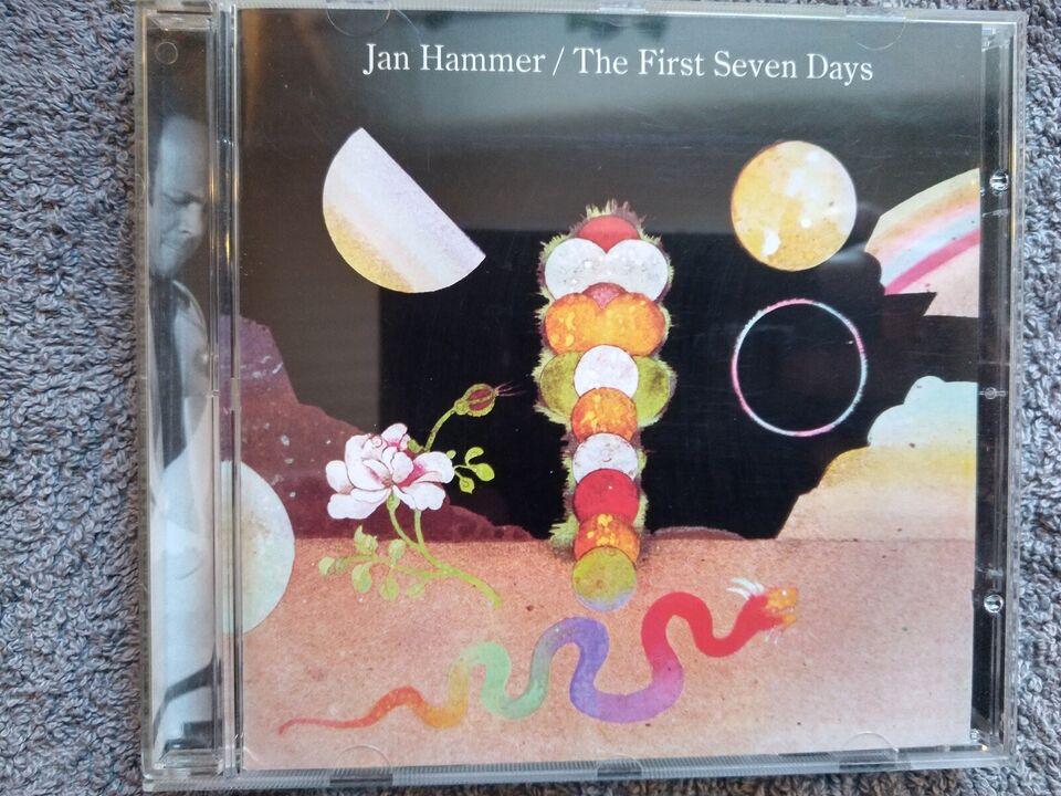 Jan Hammer: First Seven Days, rock
