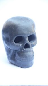 Details about Aztec Death Whistle black clay produces most frightening  horrible sounds scary!