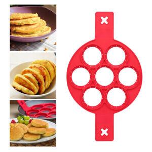 Perfect Bake Serve Pancake Maker Pan Egg French Toast Omelette Flip Jack Skillet