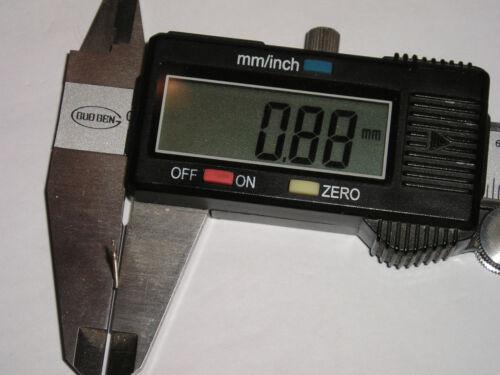 Universal winding stem 258 tige de remontoir Aufzugswelle Ronda 389