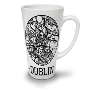 Ireland City Dublin NEW White Tea Coffee Latte Mug 12 17 oz   Wellcoda