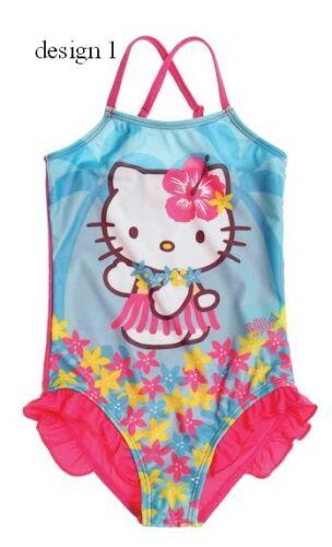 Hello Kitty Princess Swimsuit Swimwear Girls DISNEY Minnie Mouse Little Pony