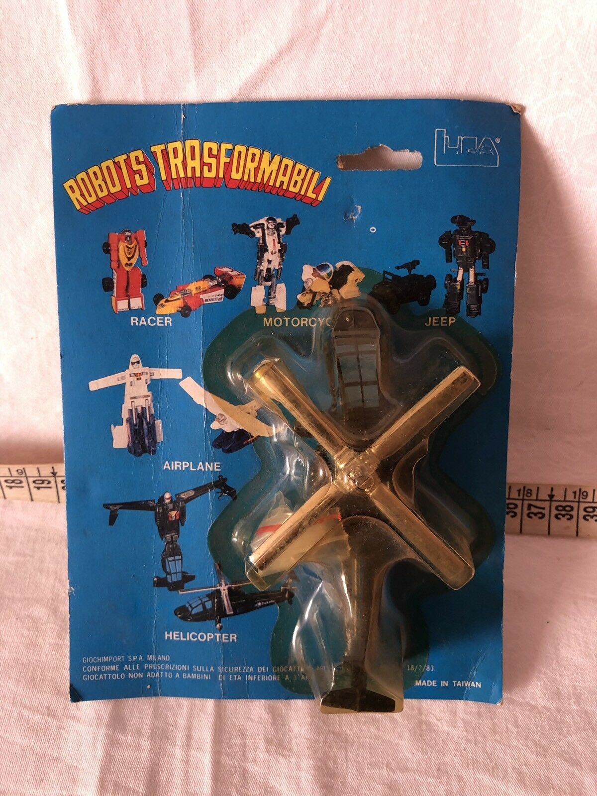 ROBOT CONgreenIBLE TRANSORMERS KO HELICOPTER NEW