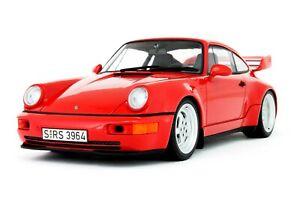 1/12 Gt Spirit Gt009cs 1993 Porsche 964 Turbo 3.6 Rouge