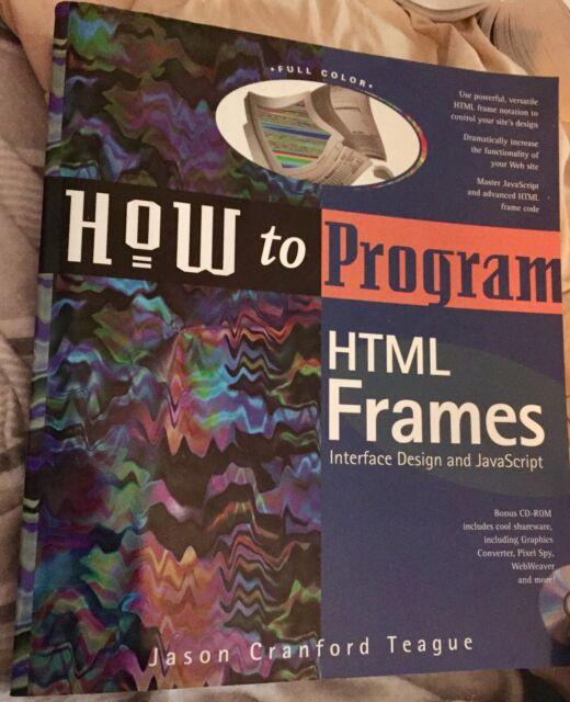 How to Program HTML Frames Interface Design & Javascript : w/ CD Teague