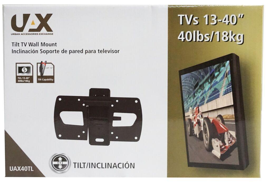UAX 13 in - 40 in Tilt TV Wall Mount | Ebay