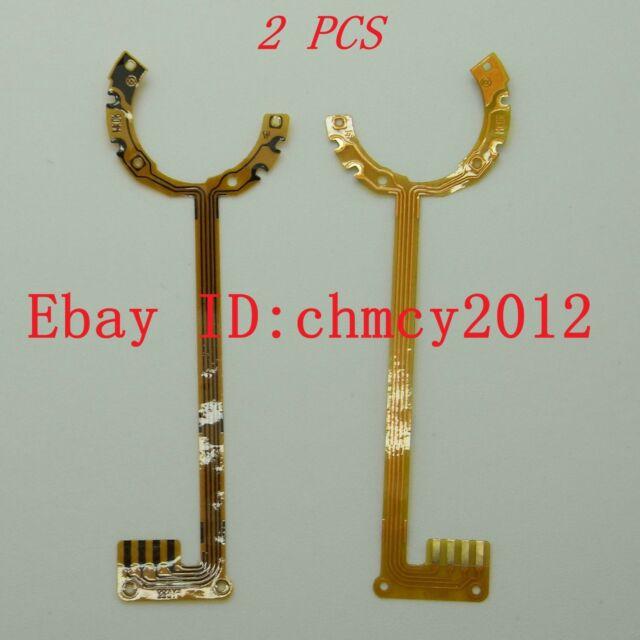 2PCS Lens Shutter Flex Cable for NIKON Coolpix S2600 S3100 S4100 S4150