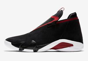 6d95c951f4f0 New Men s Air Jordan Jumpman Z Shoes (AQ9119-001) Black Red-White