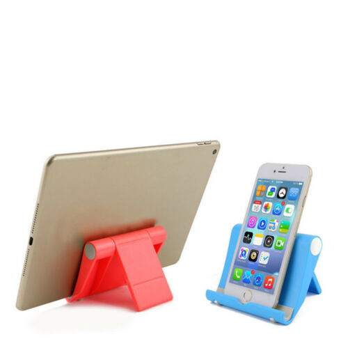 Universal Desktop Foldable Adjustable Stand Mini Holder for Tablet PC PhoneB Pf