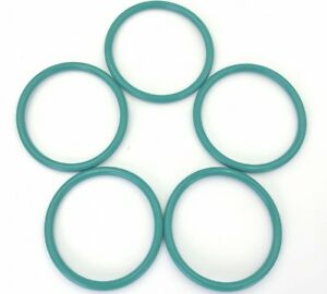 10Pcs Rubber O-Ring OD 51mm to 70mm Select Variations 3.1mm Cross Section