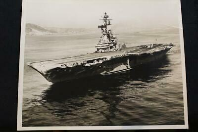 cv-10 Diversified Latest Designs Military Ship Photo Uss Yorktown p1255 8' X 10' B & W Photo