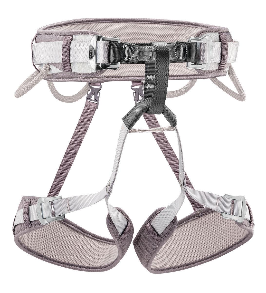 Corax vielseitig and einstellbar einstellbar einstellbar harness Kabelbaum H mit Klettersteig PETZL 7ae26f