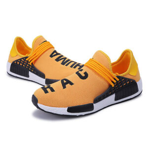 Fashion-Running-Men-039-s-Breathable-Shoes-Sports-Casual-Walking-Athletic-Sneakers