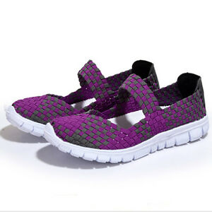 027a351862c0 Woman Shape Ups Walking Fitness Toning Shoes Platform Wedge Creeper ...