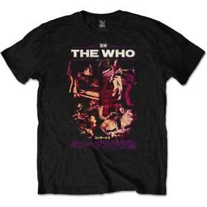 The-Who-Japan-039-73-Official-Merchandise-T-Shirt-M-L-XL-Neu