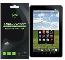 """3x DMAX Armor for RCA Pro 10 Edition II 10.1"""" Rct6203w46 Clear Screen Protector"""