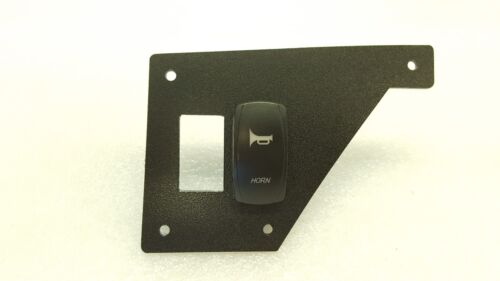 """CAN-AM COMMANDER MAVERICK TWO SWITCH DASH PANEL PLATE ROCKER SWITCHES /""""L@@K/"""""""