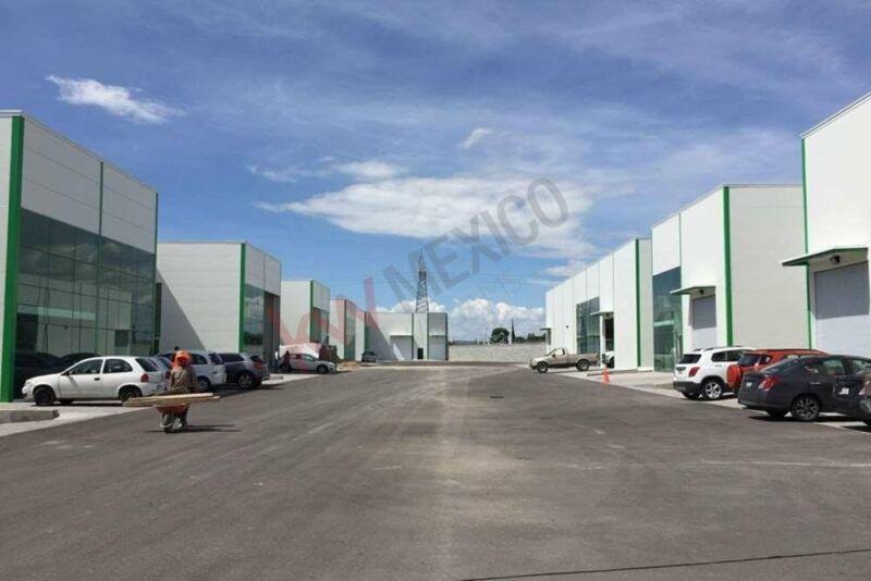 Nave industrial de 500 m2 en renta en micro parque industrial TLC
