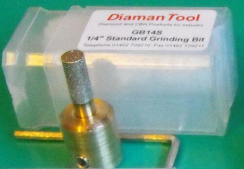 1//4 inch Grinding Bit Standard for stained glass etc