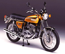 YAMAHA TX750 TX 750 1973 FULL PAINTWORK DECAL KIT