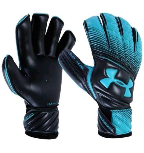 Under Armour Magnetico Premier Soccer Goalie Gloves 1305519-594 Size 8 NEW $130