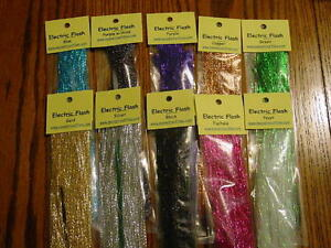 Variegated Chenille Fly Tying varigated for Stoneflies Streamers Nymphs lot