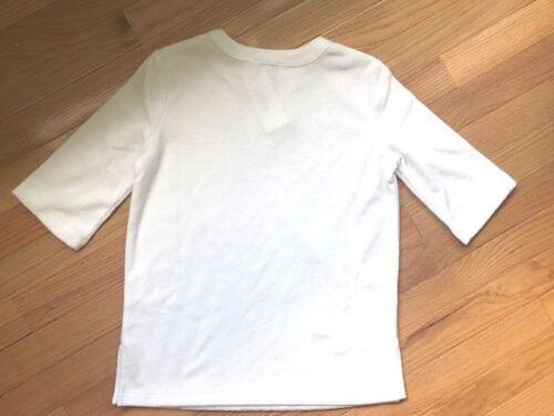 NWT Vineyard Vines Girls Emb.Terry Tunic Cover Up White Cap $59.50