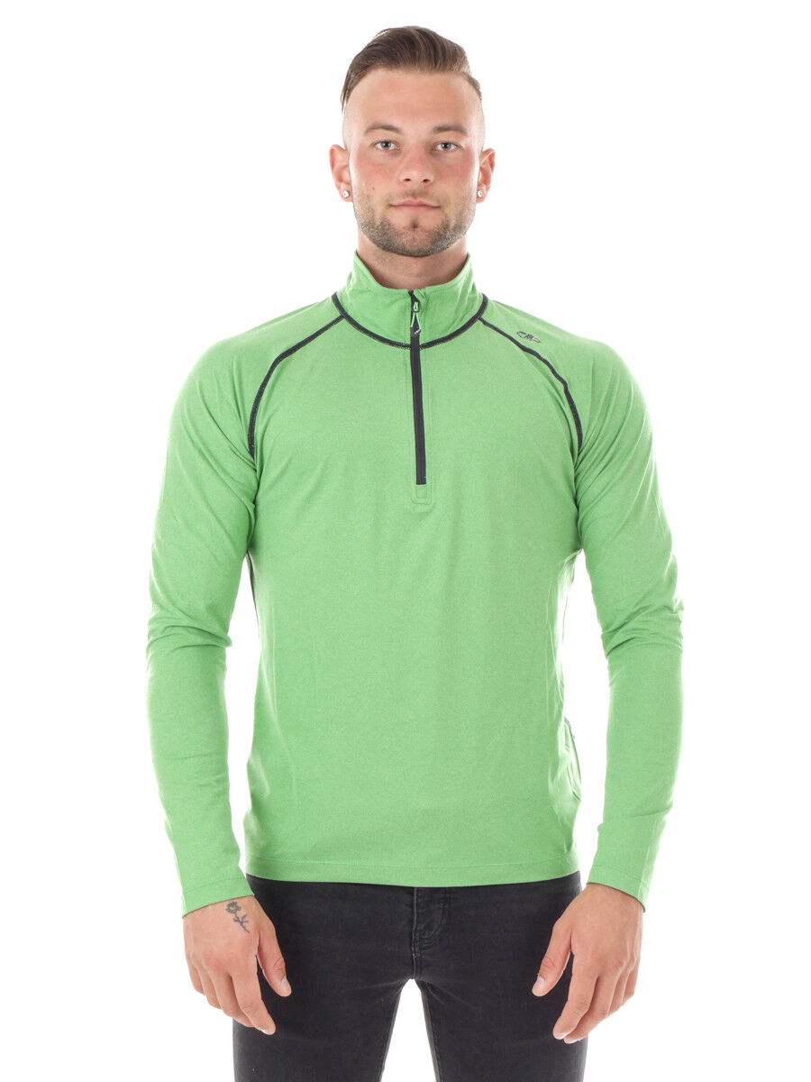 CMP sweater  sweat sweater man breathable light green sweatshirt  cheap and top quality