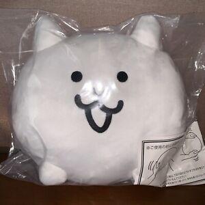 Nyanko Great War Neko Cat Plush Doll The Battle Cats Stuffed Toy Nyanko Daisenso