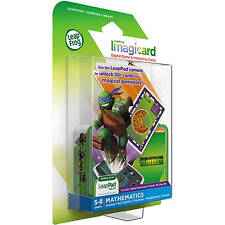 LeapFrog LeapPad 3, Epic, Ultra XDi, Platinum Game Teenage Mutant Ninja Turtles