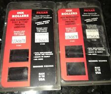 Black 2 Count Pack of 2 New Monarch 1131 // 1136 Pricemarker Ink Roller