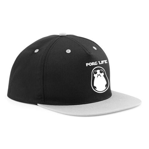 Porg Life 2 TONE Snapback CAP