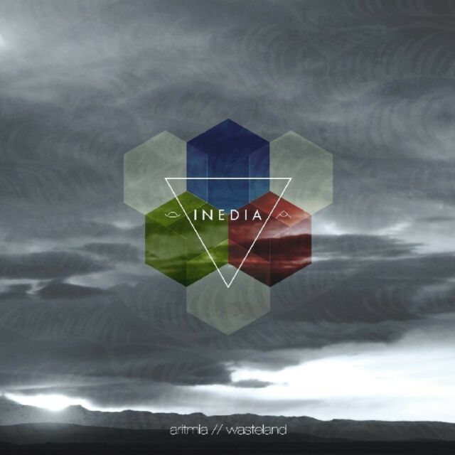 INEDIA - ARITMIA/WASTELAND   CD NEW!