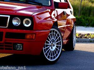 Cerchi-in-Lega-7-5jx16-034-5x98-per-LANCIA-DELTA-INTEGRALE-set-4-Ruote-Wheels-Rims