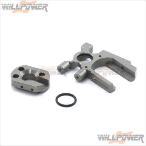 RC-WillPower HOBAO Hyper SSe Motor Mount #90057