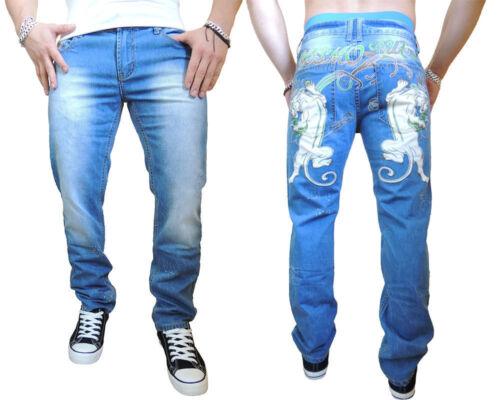 KOSMO Lupo Homme Jeans pantalons pantalon club l32 w 29 30 31 32 34 36 38