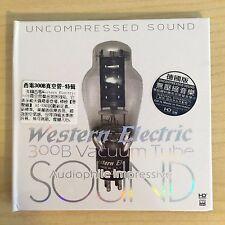Western Electric 300b Vacuum Tube Test Demo CD Made in Germany ABC Showcase