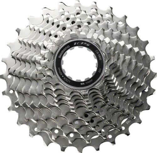 Shimano 105 CS-5800 11-Speed 11-28T Road Cycling Cassette